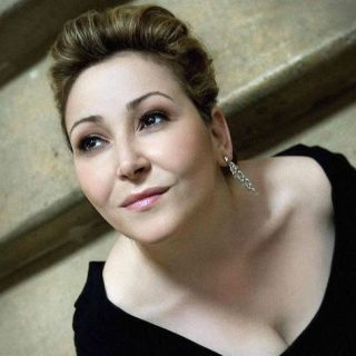 Karine Deshayes - Marraine du festival